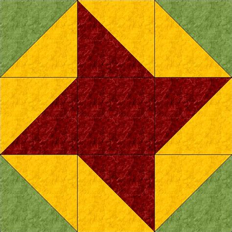 Quilt Block by Myquiltgenie Another Fractured Quilt Block