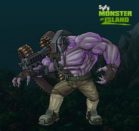 Monster Job Resume by Syfy Monster Island Game Assets Drew Johnson