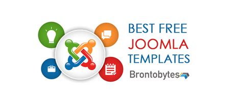 top 10 free joomla templates 2016 brontobytes blog