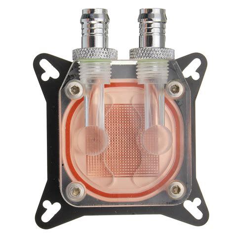 Compression Fitting Nepel Kompresi Water Cooling Block Watercooling gpu water cooling block pc copper high performance liquid cooler amd nvidia w40 alex nld