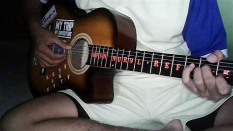 tutorial gitar fdm angan tutorial angan youtube