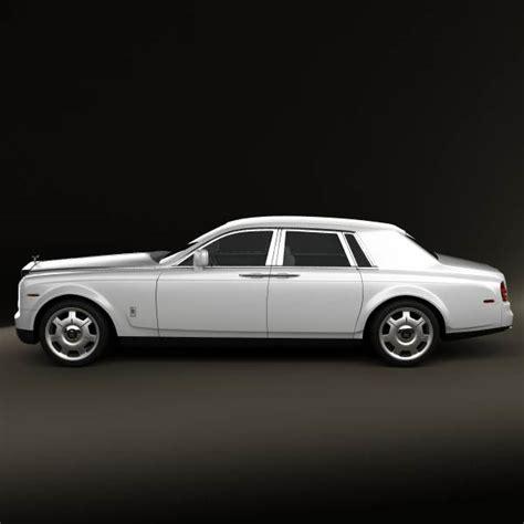 rolls royce phantom 2011 3d model hum3d