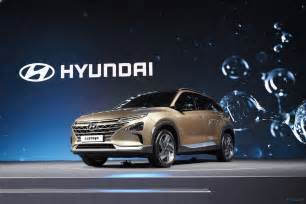 Electric Vehicle News Magazine Hyundai Previewes New Generation Of Fuel Cell Electric