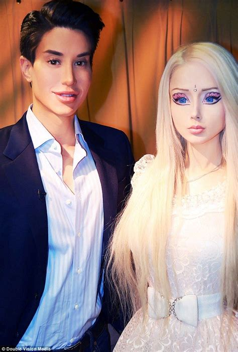Is real still dating doll