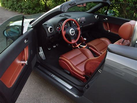 Audi Tt Baseball Interior by Audi Tt Roadster Is Available In The Exclusive