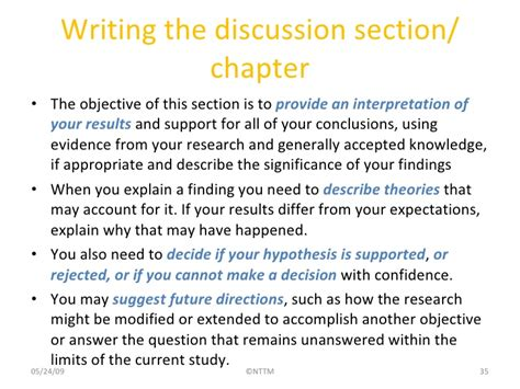 writing a discussion section of a research paper how to write the discussion section of a research paper apa ee