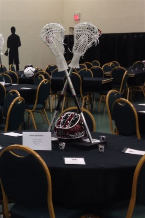 Lacrosse Decorations by Great Lacrosse Banquet Center Pieces Created By Tina V
