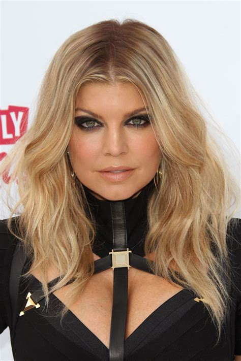fergie s hairstyles hair colors style