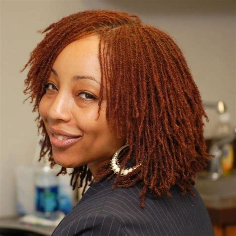 all about the hair sisterlocks to braidlocks by way of what a beautiful color for the season sisterlocks