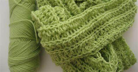 html pattern w pragueloop ribby crochet scarf free pattern
