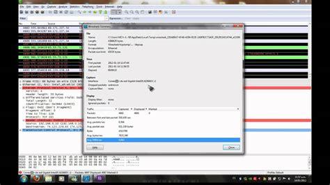 wireshark tutorial on youtube wireshark 1 6 5 tutorial youtube