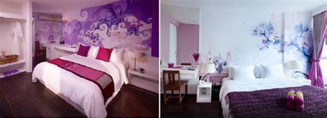 como decorar una recamara para un adolescente como decorar un cuarto de una adolescente en color morado