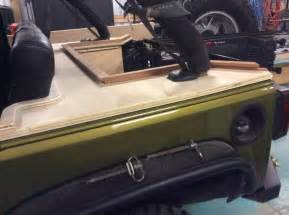 Diy Jeep Tonneau Cover A Water Proof Deck Cover For A Jku