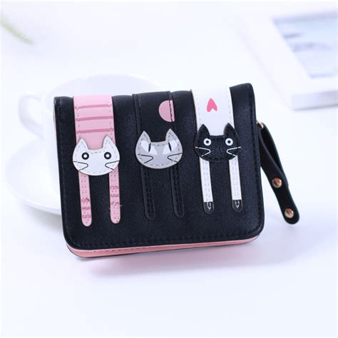 Dompet Cat by Dompet Wanita Model Cat Black Jakartanotebook