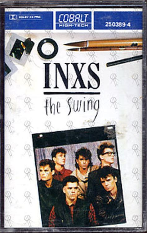 inxs swing inxs the swing audio tapes rare records