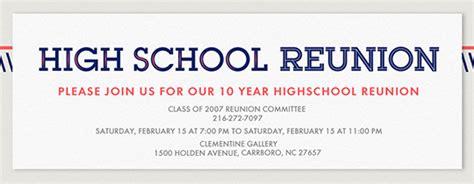 high school reunion invitation templates reunion invitations class family reunion invitations