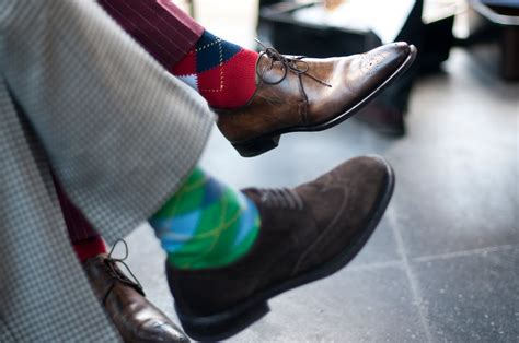 Style Socks ask dapperq how to wear cool socks dapperq