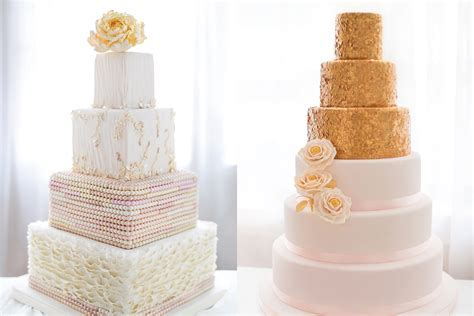 Video: Top Wedding Cake Trends of 2015