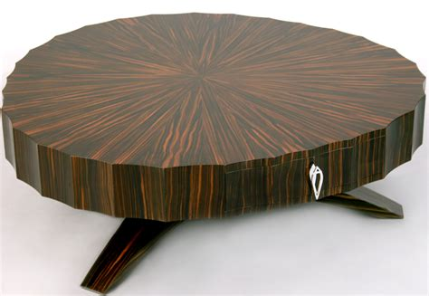 bespoke global product detail coffee table macassar