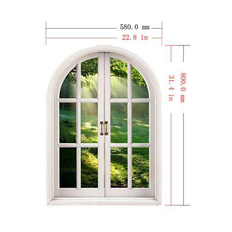 Aufkleber Entfernen Fenster by Fenster Wand Aufkleber Forest I Myxlshop Powertipp