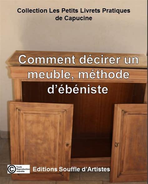 Comment Enlever De La Cire Sur Un Meuble by Comment D 233 Cirer Un Meuble Peintures Et Enduits