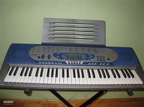 Keyboard Casio Lk 65 casio lk 65 images