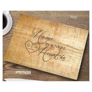 personalized glass cutting board personalized glass cutting board wood look endless xpressions