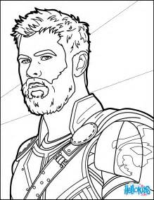 coloring book images thor ragnarok coloring pages hellokids