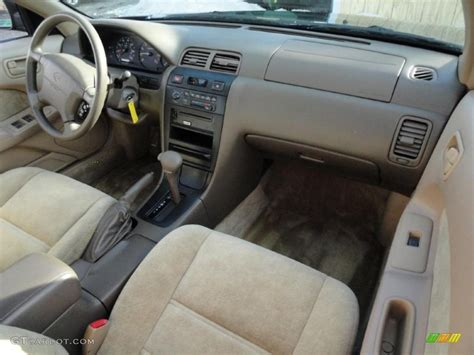 Nissan Maxima 1999 Interior by 1998 Nissan Maxima Se Interior Photo 42417388 Gtcarlot