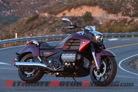 Honda Valkyrie Review by 2014 Honda Valkyrie Ride Cruiser Motorcycle Test