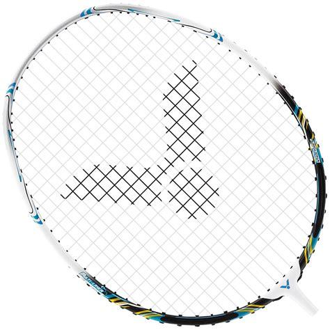 Raket Victor Thruster K 5000 victor thruster k 5000 badminton racket tennisnuts