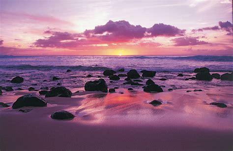 hawaiian island colors honeymoons bridalguide