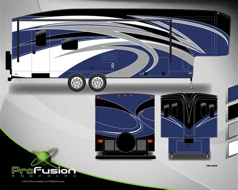rv graphics design graphicdesign pro custom inc rv service renovation