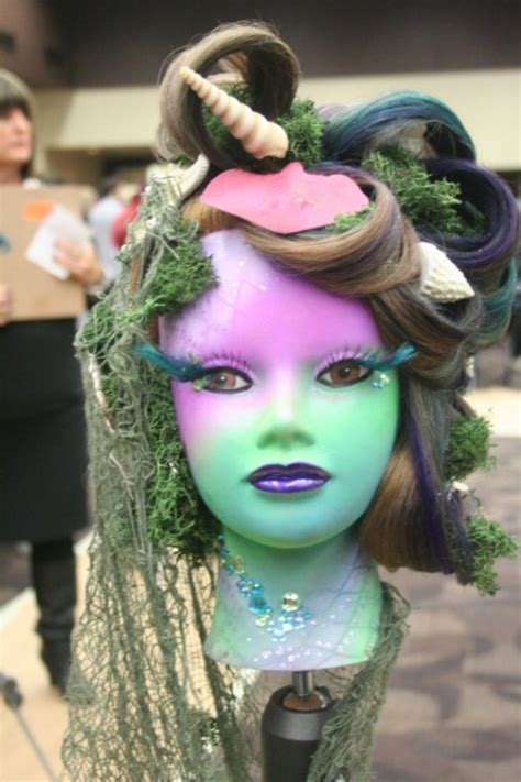 hair show themes albuquerque underdog wins hair show with under the sea