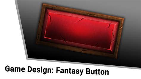 Game Design Youtube   game design fantasy button photoshop youtube