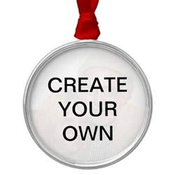 create your own ornament zazzle