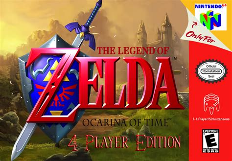 the legend of ocarina of time nintendo wiki fandom powered by wikia the legend of ocarina of time 4 player edition jeux romstation