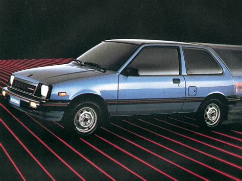 1985 Suzuki Sa310 The Most Fuel Efficient Gas Cars Of All Time Wired