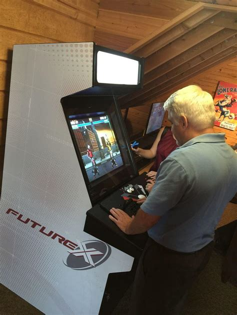 X Arcade Machine Cabinet Review by Custom Artwork For X Arcade Machine Xgaming X Arcade