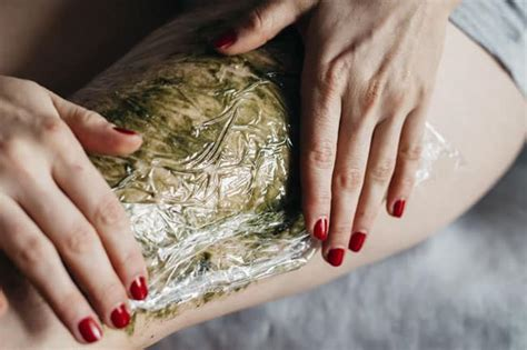 Algae Detox Wrap by 8 Mermaid Recipes You Need In Your Hello Glow