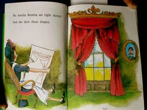 steak drapes happy annebeth the amelia bedelia story or all mixed up