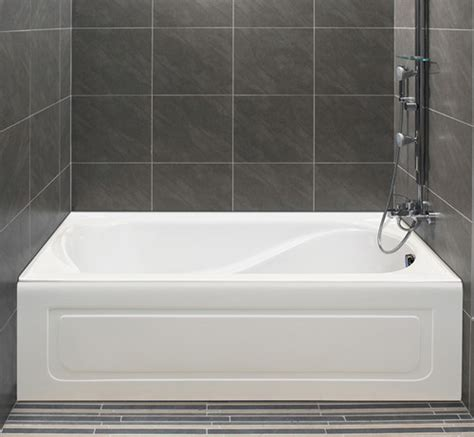 Alcove Garden Tub How High Should Tiles Be On All 3 Sides For An Alcove Bath