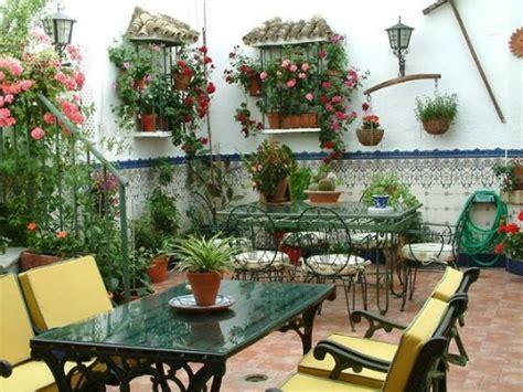 patios rusticos decoracion muebles de jard 237 n de forja para patios r 250 sticos