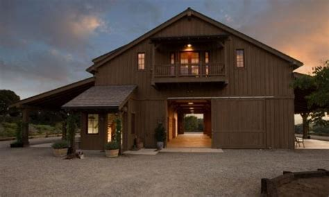 Barn Garage Apartment by 28 Barn Apartment Designs Barn Garage Pole Barn