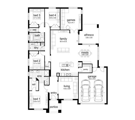 family home floor plans family home designs best home design ideas