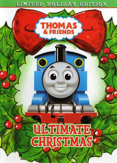 ultimate christmas thomas the tank engine wikia