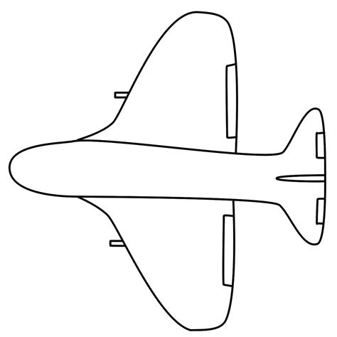 coloring page airplane free printable airplane coloring pages to print for free