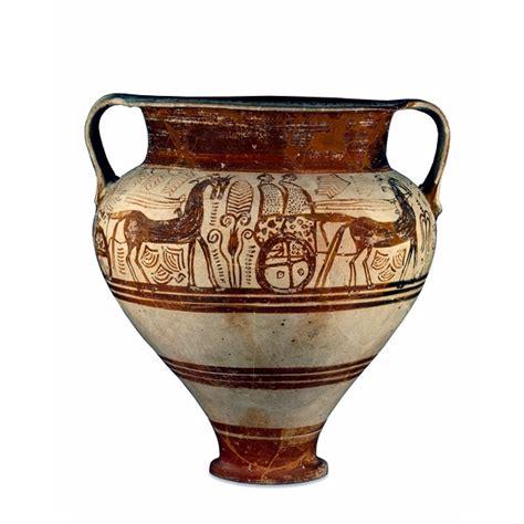 vasi micenei ceramica micenea