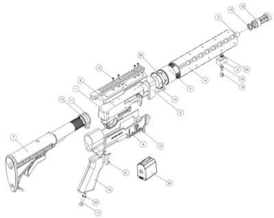 ruger sr 22 : ar 15 meets the 10/22 the firearm blogthe