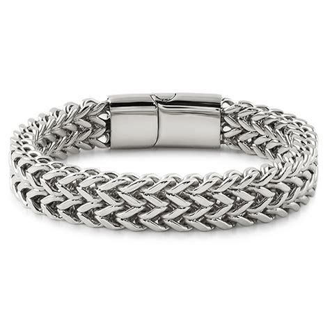 how to make stainless steel jewelry franco stainless steel bracelet stainless steel